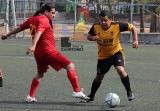 40 Grados remonta un 3-0 y gana 4-3 al Atlético Centenario _1