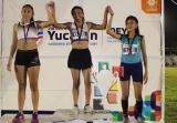 Atletas agradecen apoyo y respaldo de presidenta municipal al deporte y la juventud