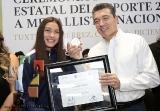 Entrega Rutilio Escandón Premio Estatal del Deporte 2019_4