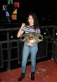 Gloria 'La Depredadora' Gallardo vuelve a Chiapas con título mundial de la IBO