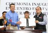 Inaugura Rutilio Escandón Encuentro Académico, Cultural y Deportivo 2019 del Cobach_2