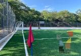 Liga Palapa Fut 7 llega a la renovada cancha del parque FUNDAMAT