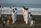Moksha Kai realizó clase especial en Puerto Arista_10