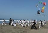 Moksha Kai realizó clase especial en Puerto Arista_11
