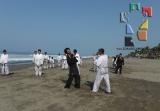 Moksha Kai realizó clase especial en Puerto Arista_15