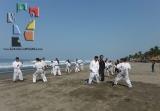 Moksha Kai realizó clase especial en Puerto Arista_16
