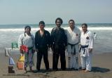 Moksha Kai realizó clase especial en Puerto Arista_1