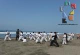 Moksha Kai realizó clase especial en Puerto Arista_8