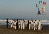 Moksha Kai realizó clase especial en Puerto Arista_9