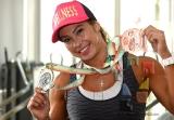 Nelly Rodríguez, con brillante actuación en el Nacional de Físicoconstructivismo y Fitness 2020_1