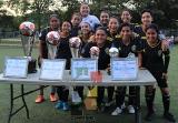 """Niupi, campeonas de la Liga de Futbol Femenil """"Tuxtla FC"""""""