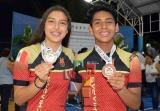 Oro en Patines Sobre Ruedas en la Olimpiada Nacional 2019_1