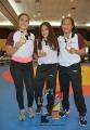 Oro y dos bronces para la lucha femenil en la Olimpiada Nacional_2