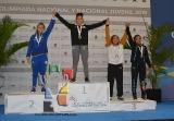 Oro y dos bronces para la lucha femenil en la Olimpiada Nacional_3