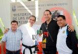 Presentan libro 'Historia de las artes marciales en Chiapas'_1