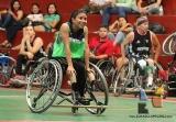Realizan Cuadrangular de Basquetbol en Silla de Ruedas