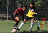 Santa Fe debuta con el pie derecho en La Liga Fut7 Tuchtlán_2