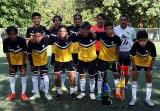 Santa Fe debuta con el pie derecho en La Liga Fut7 Tuchtlán_4