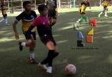 Santa Fe debuta con el pie derecho en La Liga Fut7 Tuchtlán_6