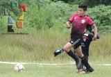 Santa Fe triunfa en partido de preparación_14