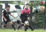 Santa Fe triunfa en partido de preparación_15