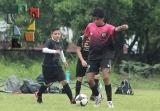 Santa Fe triunfa en partido de preparación_16