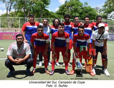En la Liga de Futbol Rápido Bonampak 147aa05cc50cf
